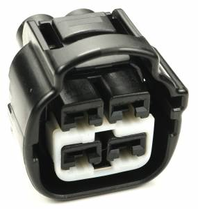 Connectors - 4 Cavities - Connector Experts - Normal Order - CE4061F