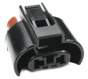 Connectors - 2 Cavities - Connector Experts - Normal Order - CE2037
