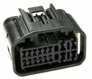 Connectors - 16 Cavities - Connector Experts - Normal Order - CET1640