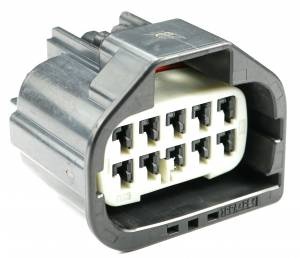 Misc Connectors - 10 Cavities - Connector Experts - Normal Order - Inline Junction Connector