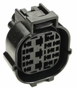 Connectors - 15 Cavities - Connector Experts - Normal Order - CET1503