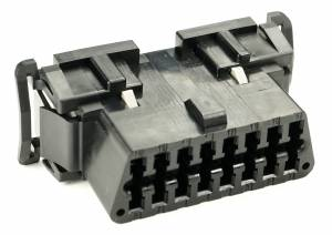 Misc Connectors - 16 Cavities - Connector Experts - Special Order 100 - Data Link Connector