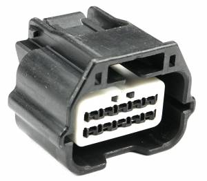 Misc Connectors - 10 Cavities - Connector Experts - Special Order 150 - Inline - To Front Bumper Harness