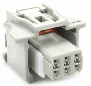Misc Connectors - 6 Cavities - Connector Experts - Normal Order - Front Ultrasonic Sensor - Side