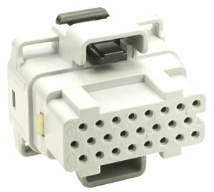 Connectors - 24 Cavities - Connector Experts - Normal Order - CET2413