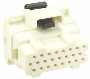 Connectors - 24 Cavities - Connector Experts - Normal Order - CET2416