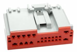 Connectors - 24 Cavities - Connector Experts - Normal Order - CET2419F
