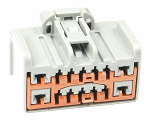 Connectors - 14 Cavities - Connector Experts - Normal Order - CET1449