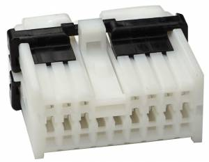 Connectors - 16 Cavities - Connector Experts - Normal Order - CET1652