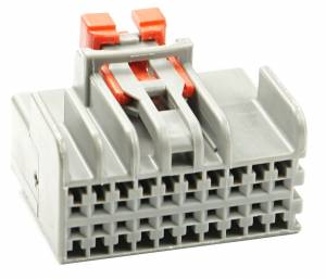 Connectors - 20 Cavities - Connector Experts - Normal Order - CET2023