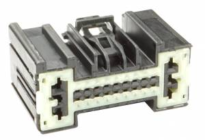 Connectors - 24 Cavities - Connector Experts - Normal Order - CET2421