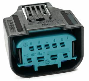Connectors - 9 Cavities - Connector Experts - Normal Order - CE9024