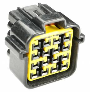 Connectors - 16 Cavities - Connector Experts - Normal Order - CET1656F