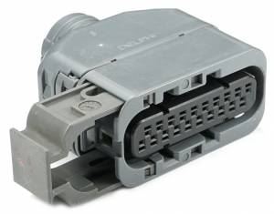 Connectors - 20 Cavities - Connector Experts - Normal Order - CET2025