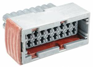 Connectors - 16 Cavities - Connector Experts - Special Order 100 - CET1657