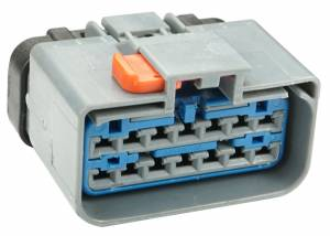 Connectors - 14 Cavities - Connector Experts - Normal Order - CET1453F