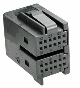 Connectors - 24 Cavities - Connector Experts - Normal Order - CET2429