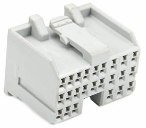 Connectors - 24 Cavities - Connector Experts - Special Order 100 - CET2435