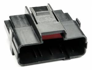 Connectors - 20 Cavities - Connector Experts - Normal Order - CET2028M