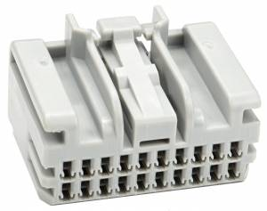 Connectors - 20 Cavities - Connector Experts - Normal Order - CET2034