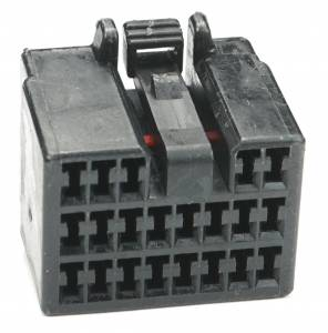 Connectors - 21 Cavities - Connector Experts - Normal Order - CET2101