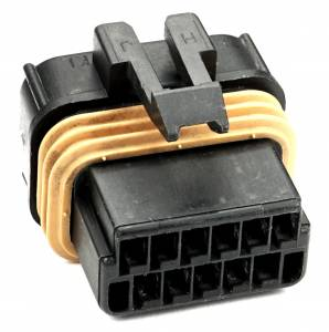 Connectors - 11 Cavities - Connector Experts - Normal Order - CET1105