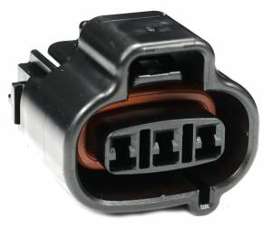 Connectors - 3 Cavities - Connector Experts - Normal Order - CE3074B
