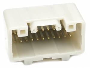 Connectors - 22 Cavities - Connector Experts - Normal Order - CET2216M