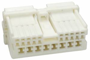 Connectors - 18 Cavities - Connector Experts - Normal Order - CET1808