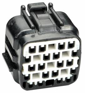 Connectors - 20 Cavities - Connector Experts - Normal Order - CET2039