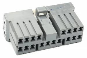 Connectors - 18 Cavities - Connector Experts - Normal Order - CET1809
