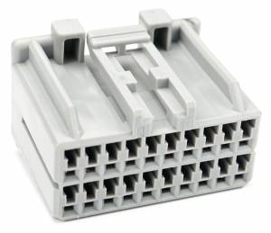 Connectors - 20 Cavities - Connector Experts - Normal Order - CET2048