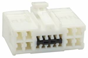 Connectors - 18 Cavities - Connector Experts - Normal Order - CET1815