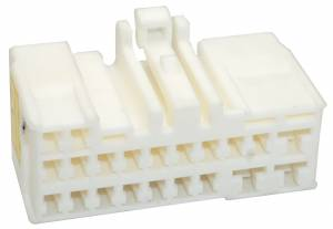 Connectors - 21 Cavities - Connector Experts - Special Order 100 - CET2104