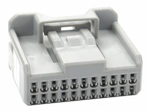 Connectors - 22 Cavities - Connector Experts - Normal Order - CET2221F