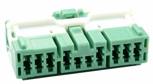 Connectors - 18 Cavities - Connector Experts - Normal Order - CET1816