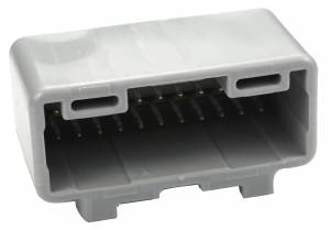 Connectors - 22 Cavities - Connector Experts - Special Order 100 - CET2221MGY
