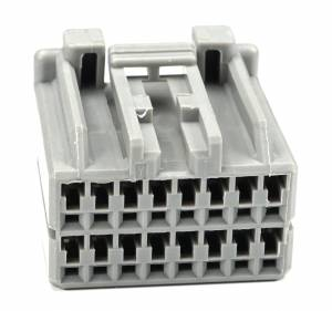 Connectors - 16 Cavities - Connector Experts - Normal Order - CET1667