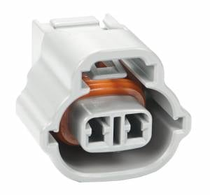 Connectors - 2 Cavities - Connector Experts - Normal Order - CE2055BF