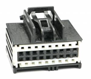 Connectors - 18 Cavities - Connector Experts - Special Order 100 - CET1819
