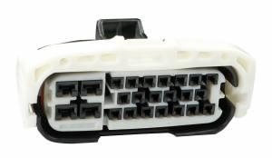 Connectors - 24 Cavities - Connector Experts - Normal Order - CET2400F