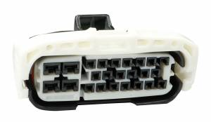 Misc Connectors - 25 & Up - Connector Experts - Normal Order - Headlight