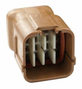 Connectors - 16 Cavities - Connector Experts - Normal Order - CET1658M