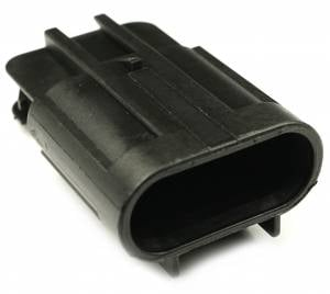 Connectors - 4 Cavities - Connector Experts - Normal Order - CE4012M