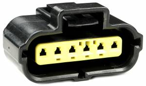 Connectors - 6 Cavities - Connector Experts - Normal Order - CE6020