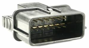 Connectors - 14 Cavities - Connector Experts - Special Order 100 - CET1409AM
