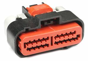 Connectors - 20 Cavities - Connector Experts - Normal Order - CET2022