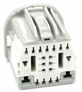 Connectors - 21 Cavities - Connector Experts - Special Order 100 - CET2103F