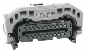 Connectors - 21 Cavities - Connector Experts - Special Order 100 - CET2107
