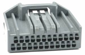 Connectors - 24 Cavities - Connector Experts - Special Order 100 - CET2448